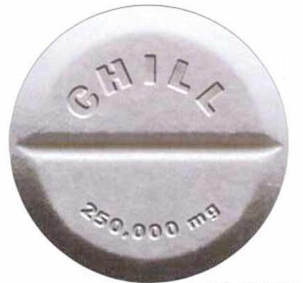 New Emoticons - Page 2 Chill_pill