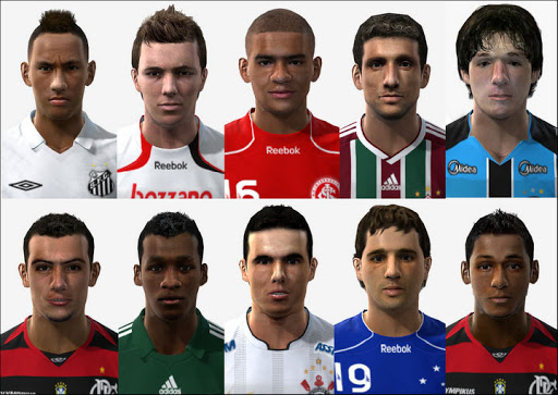Pes 2010 - Facepack Preview