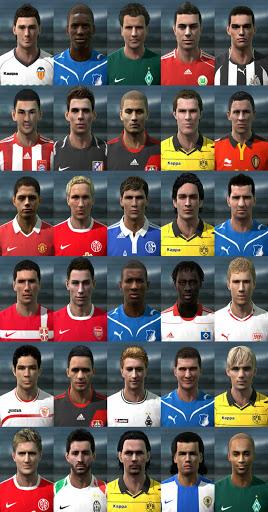 Pro evolution soccer 2011 (Pes 2011) PESEdit 2011 Patch 0.3 Faces-rs