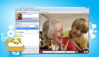 برنامج السكايب Skype_screen