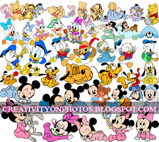 {Kits Digitais} Disney - Mickey, Minnie, Baby Disney - Página 5 20