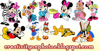 {Kits Digitais} Disney - Mickey, Minnie, Baby Disney - Página 5 28