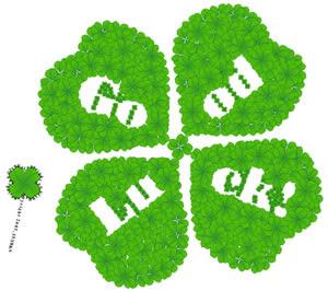 Mangment 1 Final Exam Good-luck-clover-21