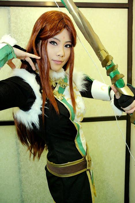 Cosplay Sangoku Musou Dynasty_Warriors_6___Bow_by_Jesuke