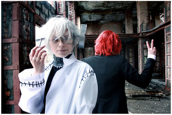 Cosplay Soul Eater Steindeathsythe