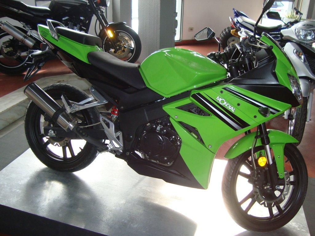 Mondial EX 150 K Ninja  Ex150k-2