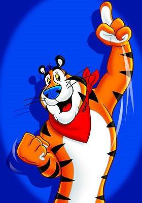 Vulcain : La puissance du tigre à votre poignet Tony-the-tiger---frosties