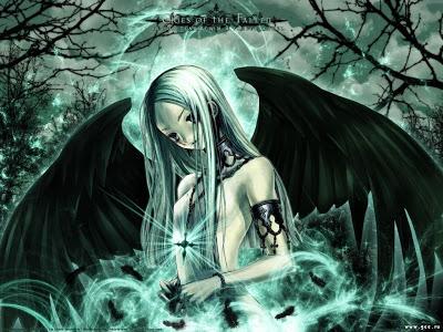 Dark Lady Anime_girl_fallen_angel