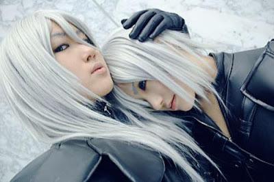 Cosplay Final Fantasy VII Advent Children CCosplay_sephi