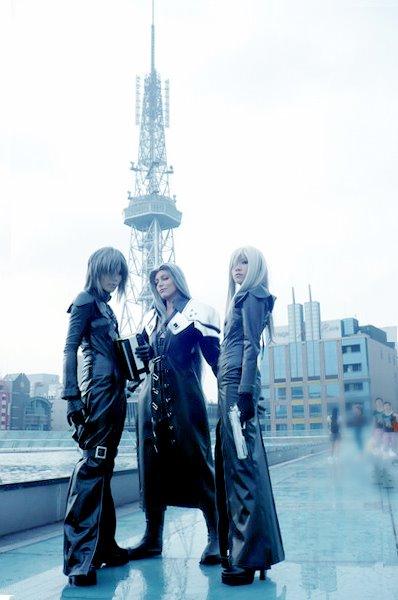 Cosplay Final Fantasy VII Advent Children 1211131057567