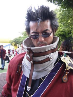 Cosplay Final Fantasy X 18xc1