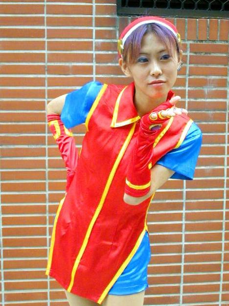 Cosplay King of Fighters Athena
