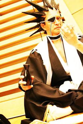 Cosplay Bleach Sanji26