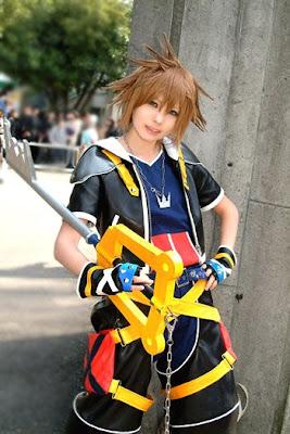 Cosplay Kingdom Hearts 2006dscf2092it9
