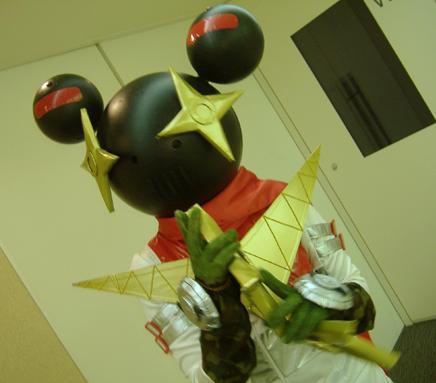 Cosplay Persona Heketo-jiraiya