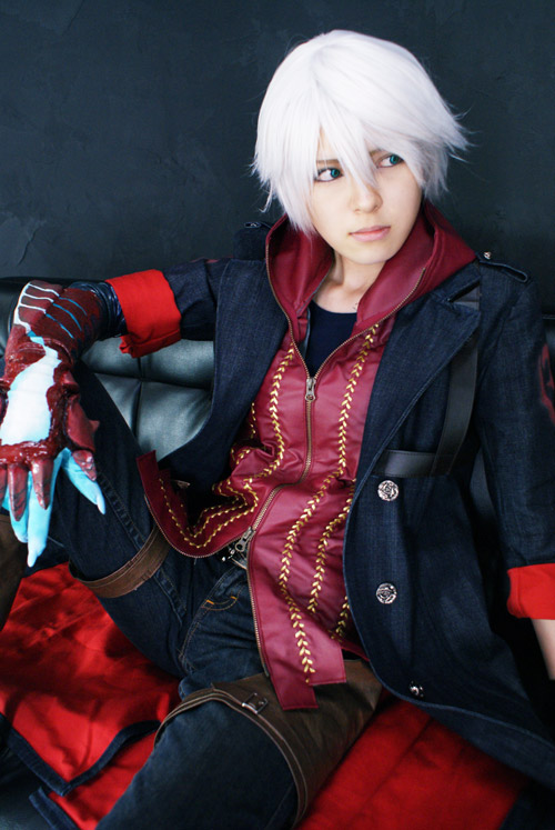 Cosplay Devil May Cry 1226559439587