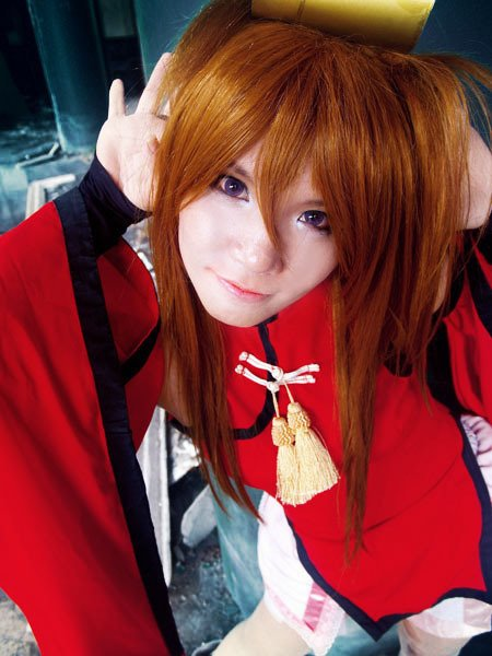 Cosplay Guilty Gear 148d9ebfd2fba2