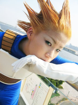 Cosplay Dragon Ball 20040813db70wk