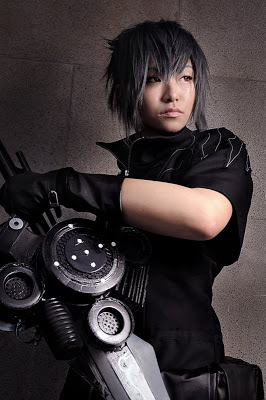 Cosplay Final Fantasy Versus XIII The_Heir_by_RainerTachibana