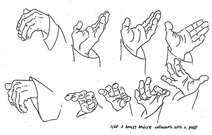 Sala de estudos de Anatomia- Mãos Hands5