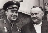 guerra - Curiosidades de la guerra fría: la URSS Gagarin_korolev