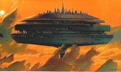 guerra - Curiosidades de la guerra fría: la URSS Venus_colonia_flotante