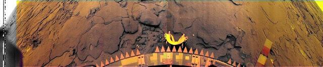 guerra - Curiosidades de la guerra fría: la URSS Venus_Venera14_Camera2