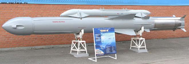 Su-30SM وخصائص مقارنتها مع Su-30Mk Ss-n-26-yakhont-oniks-p-800