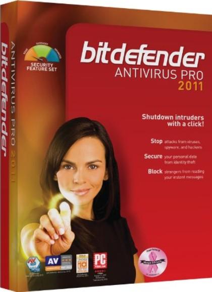 BitDefender AntiVirus Pro 2011 Build 14.0.29.357 Final (x86/x64) Bitdefender