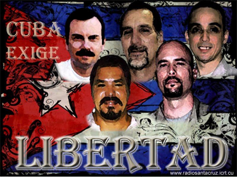 Amnistía Internacional solicita que se revise el caso de los Cinco 5_heroes_wallpaper