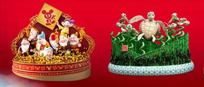 [Hong Kong Disneyland] The Year of the Rabbit 20110114_06