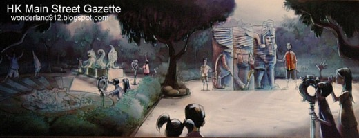 [Hong Kong Disneyland] Mystic Point (17 mai 2013) MC_30