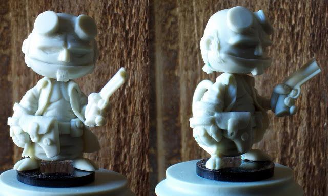 Miniaturas Ramirez HELLBOY