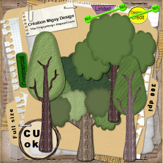 CU Summer Trees from Création Miguy Design Miguy_Design_CU_Summer_Trees_Preview