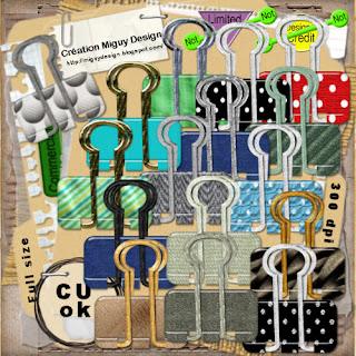 CU_Clips by Creation Miguy Design Miguy_Design_CU_Clip_Preview