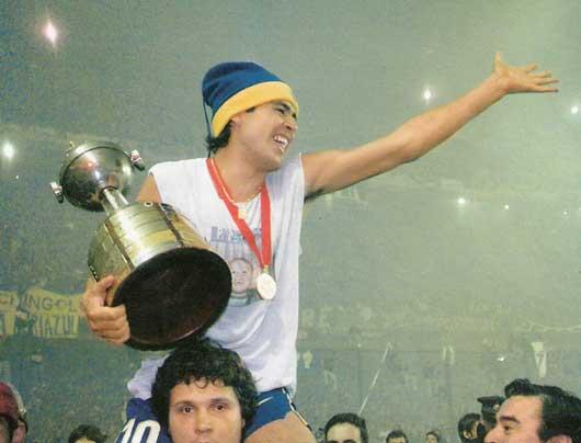 GRAN FINAL - Boca Juniors (ARG) Vs Flamengo (BRA) Riquelme2001