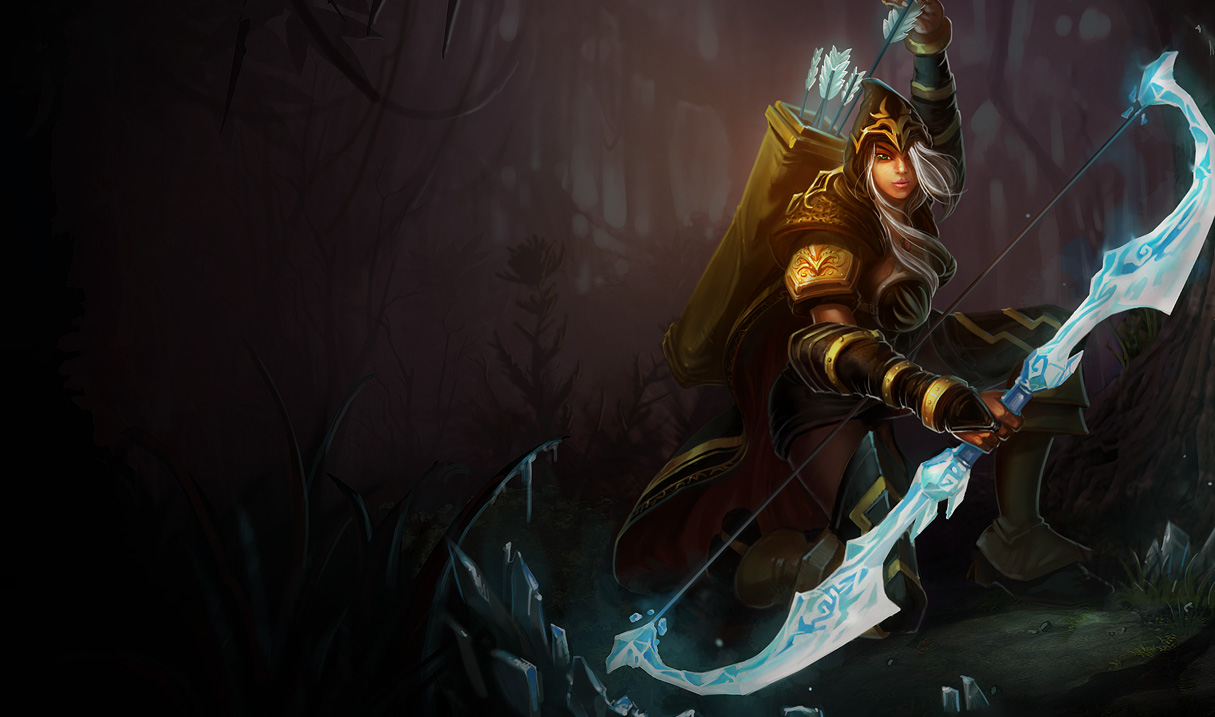 P.O League Of Legends Champs And Skins Bowmaster_Splash_0