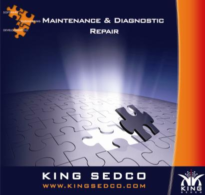 Repair for any electronic circuit board Logo