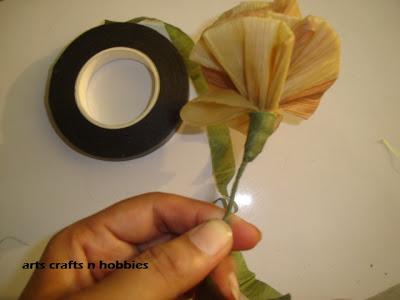 Креативная флористика Corn14