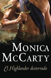 Clan Campbell, Monica Mccarty El-Highlander-desterrado-BOLSILLO_libro_image_big