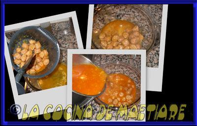 Sopa rústica thermomixera Collage4