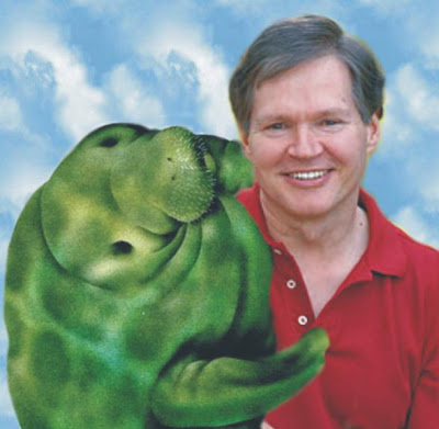 Dave Schmidt Productions Presents Gary Renard 6/17/17! Really? Gary-and-the-Ascended-Manatee