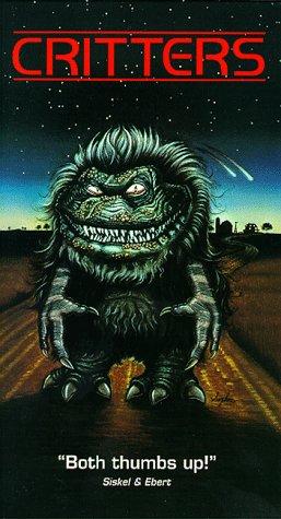 Las Peliculas de Vuestra Infancia Critters-VHS-6302517052-L