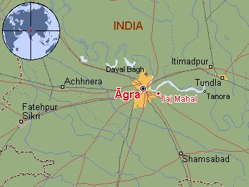 Indija Agra