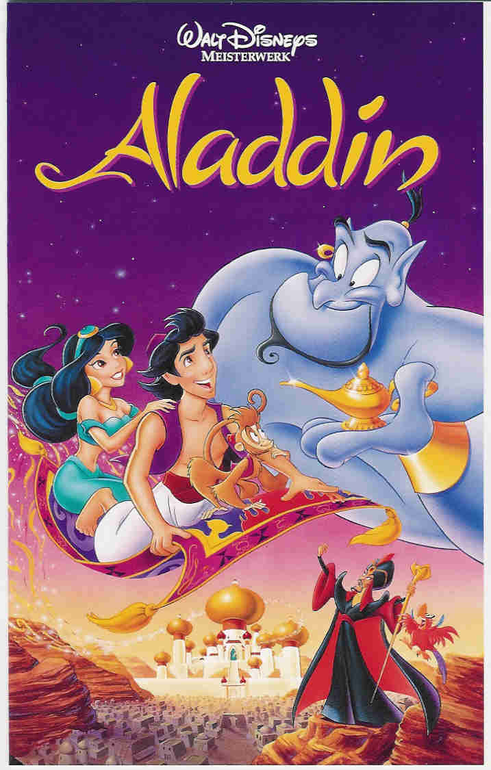 Lalabel  Aladdin