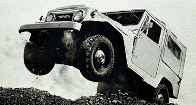 "Uma lenda "" Land Cruiser (Toyota Bandeirantes) - o Indestrutível "" Landcruiser-fj40-3"