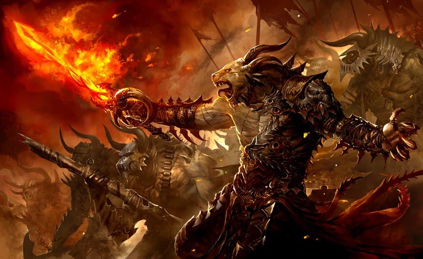 Les INFP et le complexe du héros Demon%2Bhorde