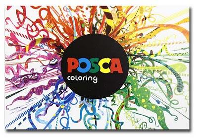 sponsors du concours NAVAL 2016... Posca-logo
