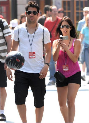 Arsenal Cesc Fabregas Spanish Girlfriend Carla Cesc_Fabregas_girlfriend_carla_10
