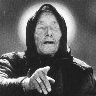 Proročanstva - Nostradamus, Maje, Tarabići , Baba Vanga  Vanga